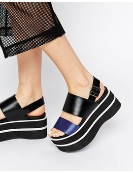 asos-high-hopes-flatform-sandals by asos-collection