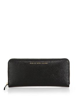 colorblock-zip-around-wallet by marc-by-marc-jacobs