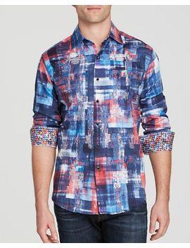 picnic-button-down-shirt---classic-fit by robert-graham