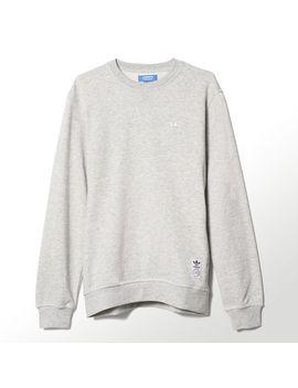 premium-essentials-crew-sweatshirt by adidas