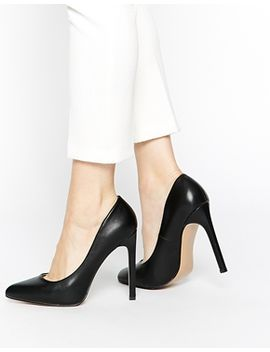 truffle-collection-alma-black-pumps by shoes