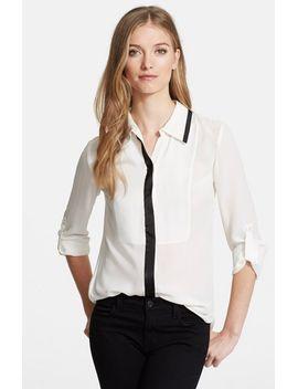 quiana-silk-blouse by diane-von-furstenberg