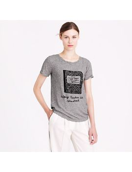jcrew-for-donorschooseorg-t-shirt by jcrew