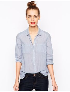 new-look-striped-pocket-shirt by new-look