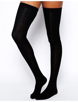 asos-thigh-high-socks by asos-collection