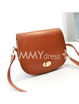 vintage-womens-crossbody-bag-with-solid-color-and-twist-lock-design by sammy-dress