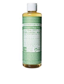 dr-bronner-organic-green-tea-castile-liquid-soap-473ml by dr-bronner