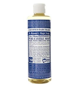 dr-bronner-organic-peppermint-castile-liquid-soap-472ml by dr-bronner