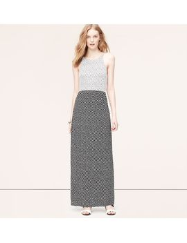 mixed-print-halter-maxi-dress by loft