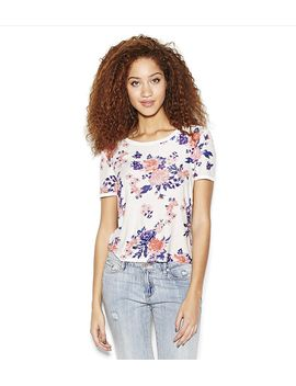 printed-midi-ringer-tee by garage
