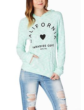 california-love-popcorn-knit-hoodie by rue21