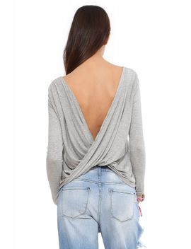 back-off-shirt by necessary-clothing