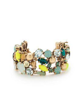 spring-bloom-bracelet by jcrew