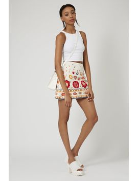 troubadour-embroidered-pelmet-skirt by topshop