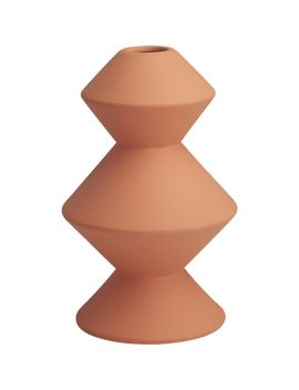 ptero-salmon-vase by crate&barrel