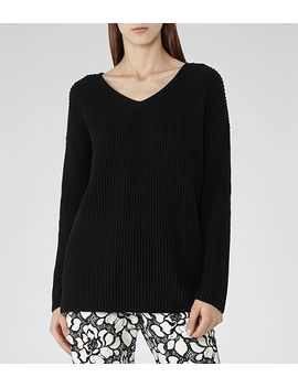 relaxed-ribbed-jumper by cartagena