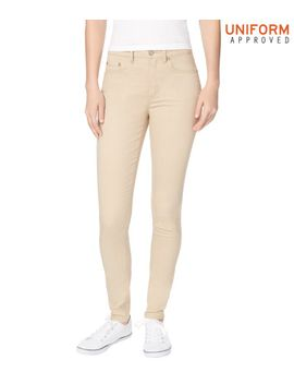solid-high-waisted-jegging by aeropostale