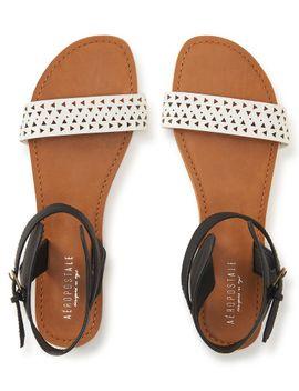banded-sandal by aeropostale