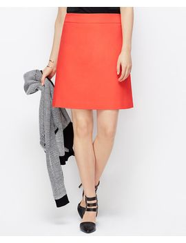 doubleweave-a-line-skirt by ann-taylor