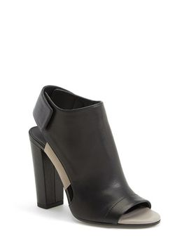 anetta-cutout-leather-bootie by vince