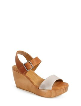 elo-wedge-sandal by coclico