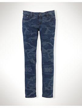 camo-skinny-jean by ralph-lauren