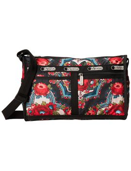 roses-print-jumpsuit by lesportsac