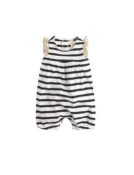baby-ruffle-one-piece-in-thin-stripe by jcrew