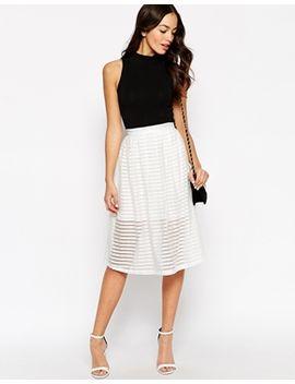 new-look-sheer-stripe-midi-skirt by new-look