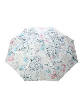 disney-the-little-mermaid-print-compact-umbrella by hot-topic