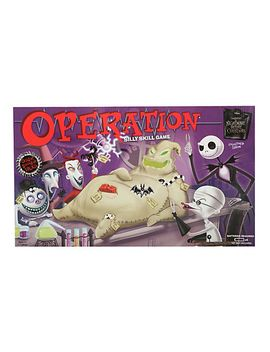 the-nightmare-before-christmas-operation-game by hot-topic