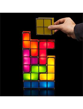 tetris-stackable-led-desk-lamp by think-geek