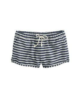 striped-beach-short by jcrew