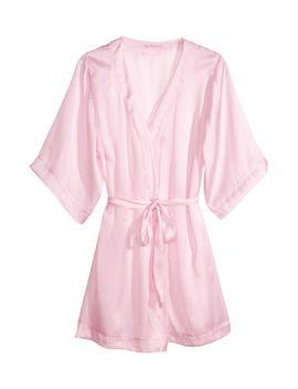 satin-kimono by h&m