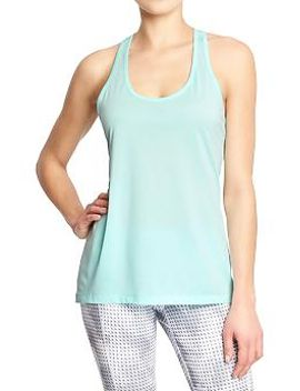 womens-old-navy-active-elastic-racerback-tanks by old-navy