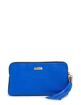 astor-pebbled-leather-clutch by milly