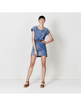 adam-levine-women's-belted-tunic-dress by kmart