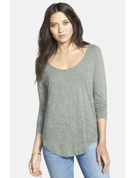 perfect-drape-scoop-neck-tee by madewell