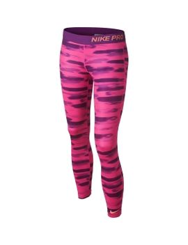 nike-girls-pro-compression-printed-tights by nike®
