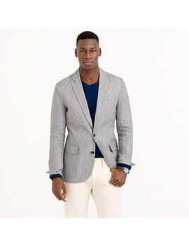 ludlow-sportcoat-in-grey-checked-irish-linen by jcrew