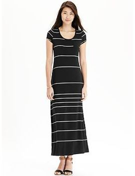womens-pocket-tee-maxi-dresses by old-navy