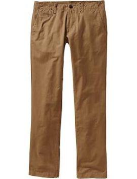 mens-new-broken-in-slim-fit-khakis by old-navy