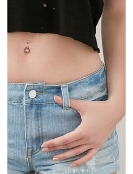 mixed-belly-ring-set by forever-21