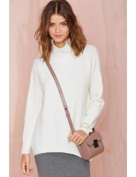 nasty-gal-big-time-sweater---ivory by nasty-gal