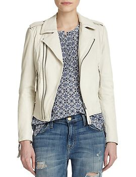 ailey-leather-jacket by joie