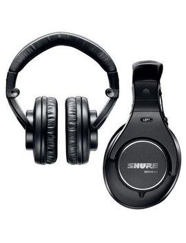 shure-srh840-headband-headphones---black by ebay-seller