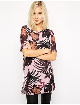 river-island-floral-tunic-top by river-island
