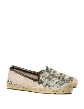 snake-loafer-espadrille by tory-burch