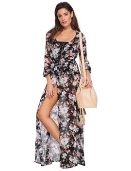 caribe-printed-maxi-dress by necessary-clothing