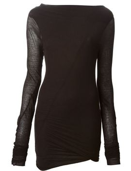 cowl-neck-top by rick-owens